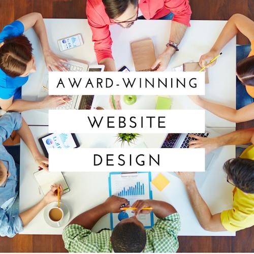 Award-Winning Website Design